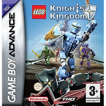 Lego Knights Kingdom (GBA) - Factory Sealed