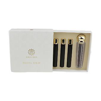 Amouage 'Lyric' Eau De Parfum 4X0.33oz Travel Set For Woman In Box
