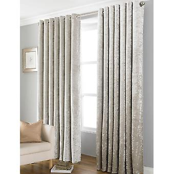 Country Club Bliss Curtains, Natural 66