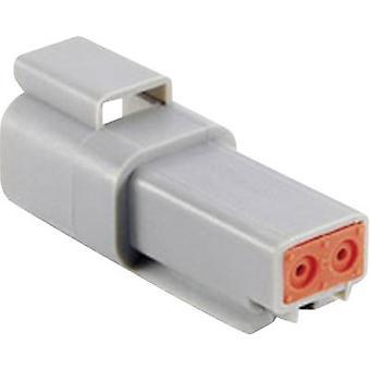 Amphenol AT04 2P Bullet kontakt kontakten, rak serie (kontakter): på totala antalet pins: 2 1 dator