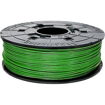 Filament XYZprinting PLA 1.75 mm Green 600 g Junior