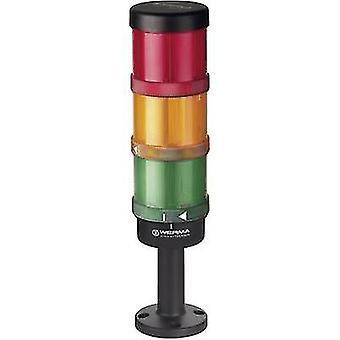 Signal tower LED Werma Signaltechnik 64900002 Red, yello