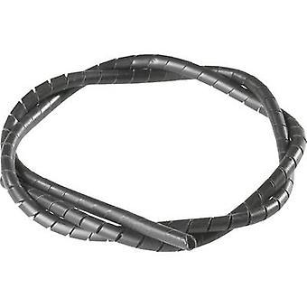 PB sujetador SB 50 E SW atascamiento espiral Cable protección negro
