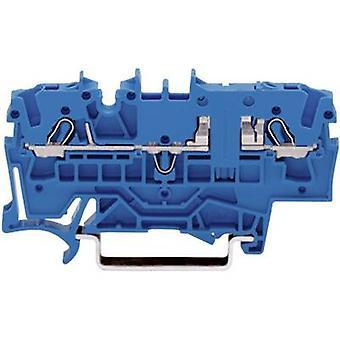WAGO 2002-1604 continuïteit 5.20 mm trekken voorjaar configuratie: N Blue 1 PC('s)