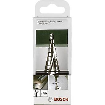 HSS Step drill bit 4 - 20 mm Bosch Accessories