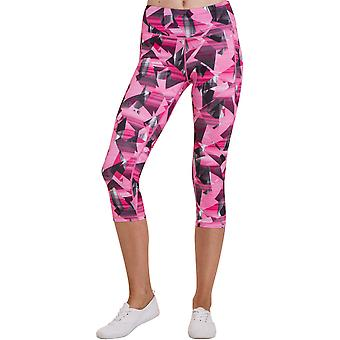 Outdoor Look Womens/Ladies Barcaldine Yoga 3/4 Leggings