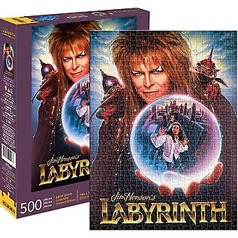 David Bowie Labyrinth 500 Piece Jigsaw Puzzle 350Mm X 480Mm