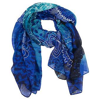 Desigual vrouwen sjaal sjaal foulard Neko rechthoek 18SAWW16/5000