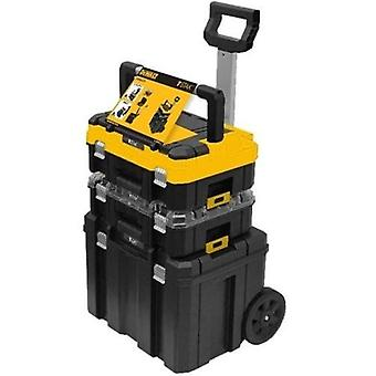 DeWALT DWST1-81049 T STAK Mobile Tower: Führungsholm Toolbox