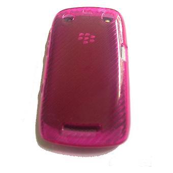 Verizon TPU Custodia in Silicone per Blackberry Curve 9370 - rosa chiaro