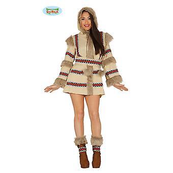 Eskimo costume Eskimo costume Lady costume Inuit polar costume
