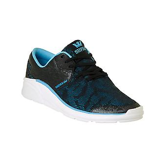 Supra Black Oil Slick Noiz Womens Shoe