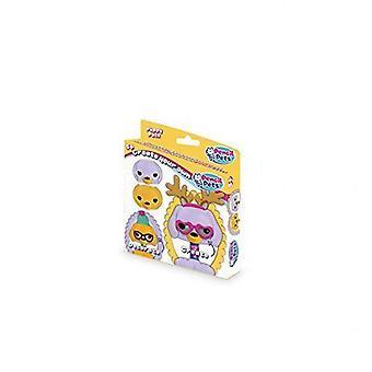 Pencil Pets - Purple & Yellow Puppy Kit