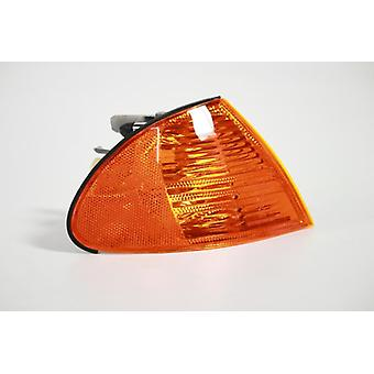 Right Driver Side Indicator (Amber Saloon & Estate) for BMW 3 Series 1998-2001