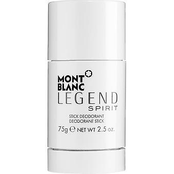 Stick déodorant Mont Blanc Legend Spirit 75 g