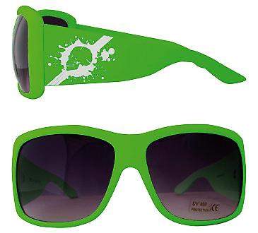 Waooh - Sunglasses 910 - Design Skull Trash - Mount Color - Protection UV400 Category 3 - Sunglasses