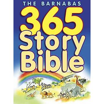 The Barnabas 365 Story Bible by Sally Ann Wright - 9780857463531 Book