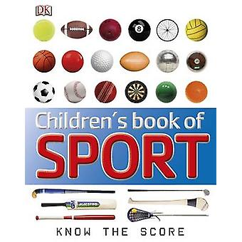 Children's Book of Sport by DK - 9781405368506 Book