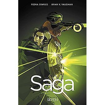 SAGA - Volume 7 by Fiona Staples - Brian K. Vaughan - 9781534300606 Bo