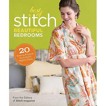 Best of Stitch - Beautiful Bedrooms by Amber Eden - 9781596687769 Book