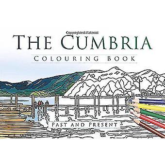 Cumbria väriaineet kirja - ohi & läsnä julkaisijat Thp - 978075