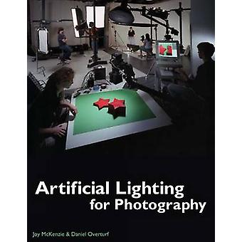 Artificial Lighting for Photography by Joy McKenzie - Daniel Overturf
