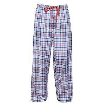 Cyberjammies 6345 мужчин Оскар голубой плед пижама брюки