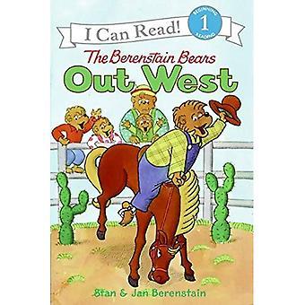Die Berenstain Bären in den Westen (ich kann lesen - Stufe 1)