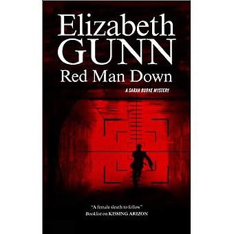 Red Man Down (A Sarah Burke Mystery)