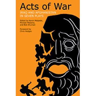 Actos de guerra: Iraq y Afganistán en siete juegos