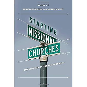 Starting missional churches