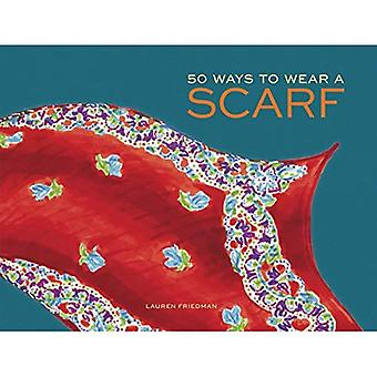 50 façons de porter une écharpe