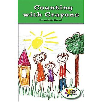 Counting with Crayons (Rosen Real Readers: Stem and Steam Collection)