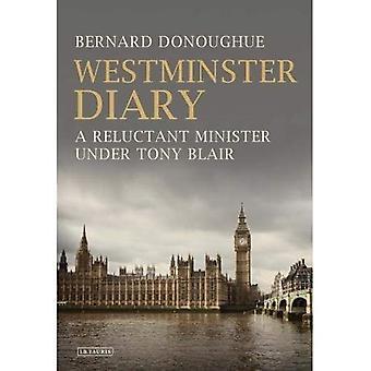 Westminster dagbok: En motvillig Minister under Tony Blair