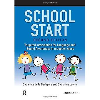 School Start: Targeted Intervention for Language and Sound Awareness in Reception Class