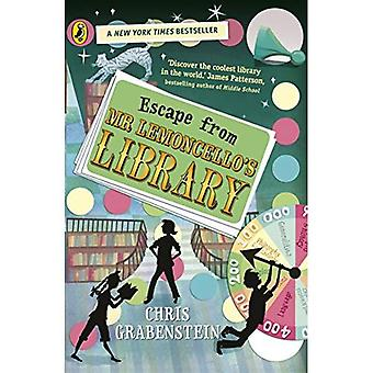Escape from Mr Lemoncello's� Library