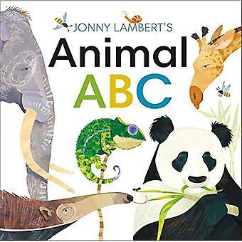Jonny Lambert's Animal ABC [Board book]