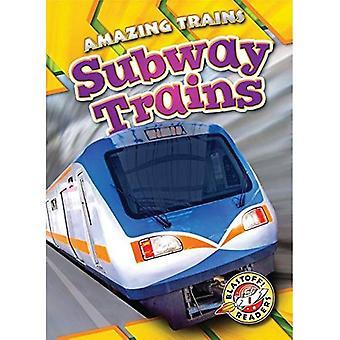 Subway Trains (Amazing Trains)