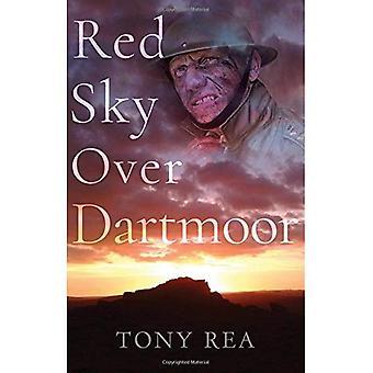Red Sky Over Dartmoor