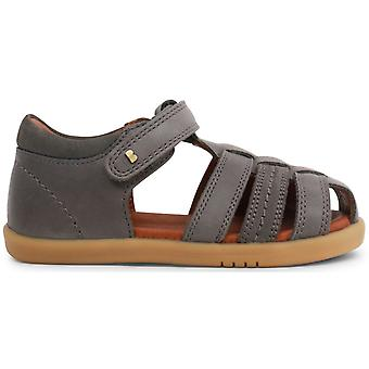 Bobux I-walk Boys Roam Sandals Charcoal Grey