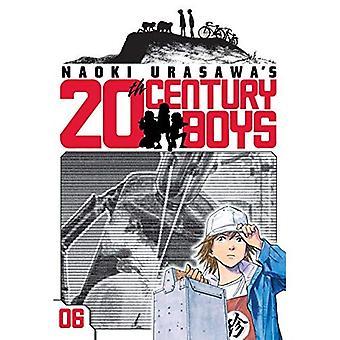 Naoki Urasawa's 20th Century Boys Volume 6