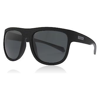 Polaroid PLD7023/S 807 zwart PLD7023/S vierkante zonnebril gepolariseerd Lens categorie 3 grootte 56mm