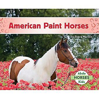 Peinture américaine (chevaux)
