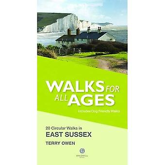 Walks for All Ages in East Sussex: 20 Short Walks for All the Family