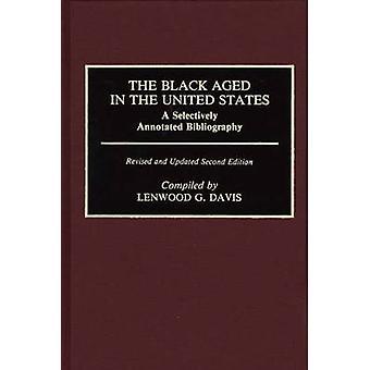 Le noir d'ans aux États-Unis une Bibliographie sélective commentée révisée et mise à jour de la deuxième édition par G. Davis & réserver