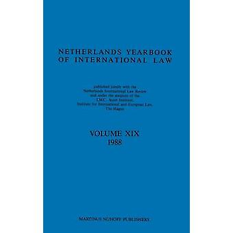 Niederlande Yearbook of International Law 1988 von T M C Asser Institut