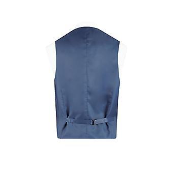 Dobell Boys Black Waistcoat Regular Fit