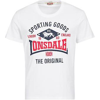 Lonsdale mens T-Shirt Empingham