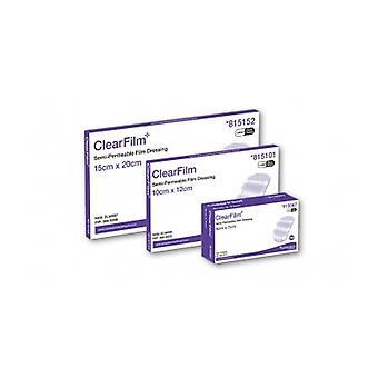 Clearfilm aderezo el 10X12Cm 815101 10