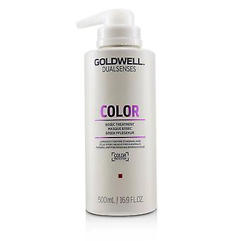 Goldwell Dual Senses Color 60SEC Treatment (Luminosity For Fine to Normal Hair)-500ml/16.9oz
